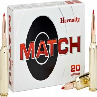 Hornady Match Extremely Low Drag-Match