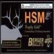 HSM Trophy Gold Boat Tail HP